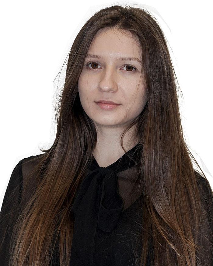 Lidé skupiny Premiot Group London Tatiana Sochirca