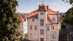 Rezidenční projekt Na Doubkové